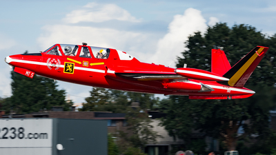 N216DM - Fouga CM-170 Magister - Private