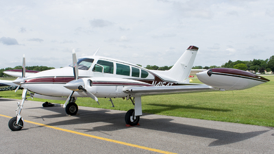N4154T - Cessna 320D Skyknight - Private