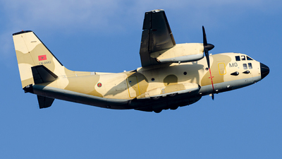 CN-AMO - Alenia C-27J Spartan - Morocco - Air Force