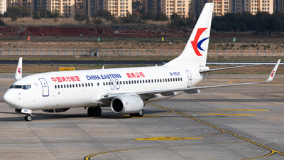 A picture of B5527 - Boeing 73789P - China Eastern Airlines - © LingFeng
