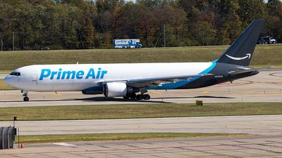 N1327A - Boeing 767-37D(ER)(BDSF) - Amazon Prime Air (Atlas Air)
