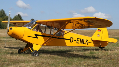 D-ENLK - Piper PA-18-95 Super Cub - Private