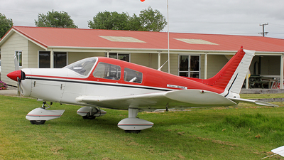 ZK-DIW - Piper PA-28-140 Cherokee Cruiser - Private