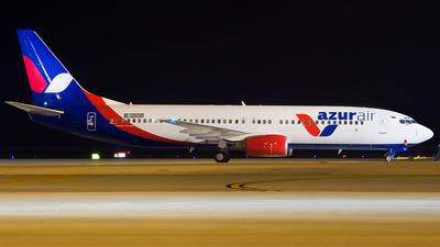 B-2650 - Boeing 737-89L - Azur Air