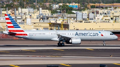 N425AN - Airbus A321-253NX - American Airlines