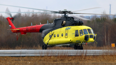 RA-22865 - Mil Mi-8AMT Hip - UTair Aviation