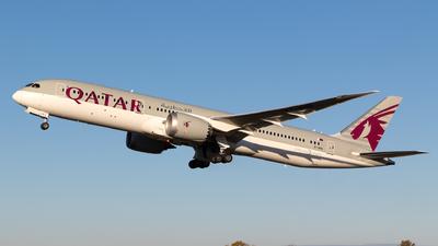 A7-BHD - Boeing 787-9 Dreamliner - Qatar Airways