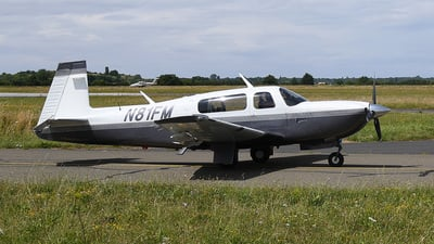 N81FM - Mooney M20R Ovation - Private