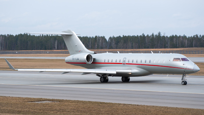 9H-VJW - Bombardier BD-700-1A10 Global 6000 - VistaJet