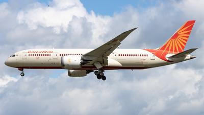 VT-ANI - Boeing 787-8 Dreamliner - Air India