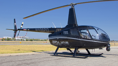 N166PD - Robinson R66 Turbine - United States - Fontana Police Department