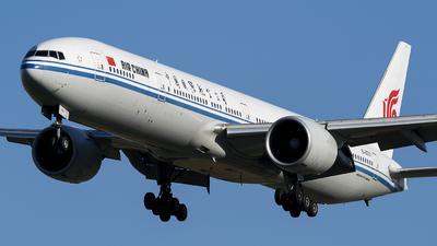 B-2031 - Boeing 777-39LER - Air China