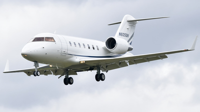 N605GN - Bombardier CL-600-2B16 Challenger 605 - Private