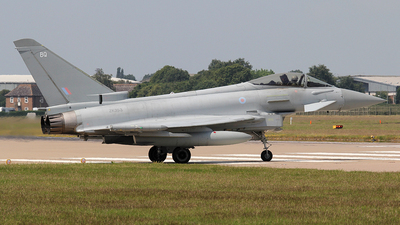 ZK353 - Eurofighter Typhoon FGR.4 - United Kingdom - Royal Air Force (RAF)
