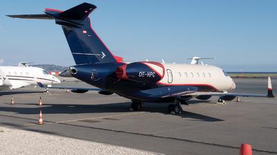 OE-HPC - Embraer EMB-550 Legacy 500 - Sparfell Luftfahrt