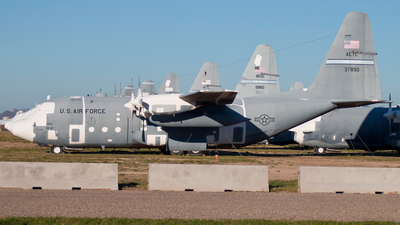 63-7980 - Lockheed C-130E Hercules - United States - US Air Force (USAF)