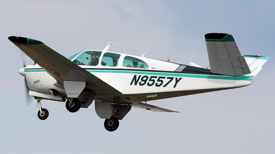 N9557Y - Beechcraft P35 Bonanza - Private