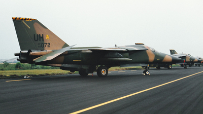 68-0072 - General Dynamics F-111E Aardvark - United States - US Air Force (USAF)