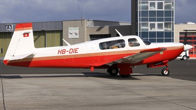 A picture of HBDIE - Mooney M20R - [290015] - © Stephan Sarich