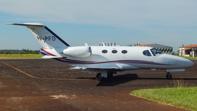 PP-PFD - Cessna 510 Citation Mustang - Private