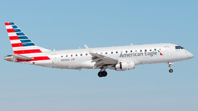 N105HQ - Embraer 170-200LR - American Eagle (Republic Airways)