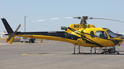 N970AE - Aérospatiale AS 350B3 Ecureuil - AirEvac Services
