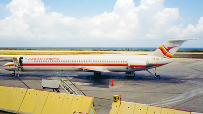 PZ-TCK - McDonnell Douglas DC-9-51 - Surinam Airways