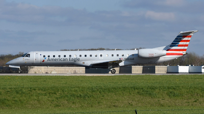 A picture of N604AE - Embraer ERJ145LR - American Airlines - © DJ Reed - OPShots Photo Team
