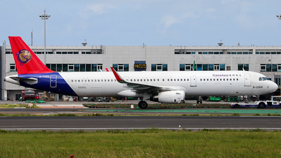 A picture of B22610 - Airbus A321231 - [6294] - © bmwxinghao