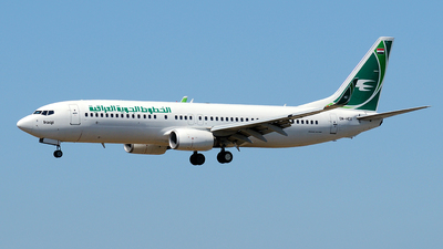 OM-HEX - Boeing 737-81Q - Iraqi Airways (Air Explore)