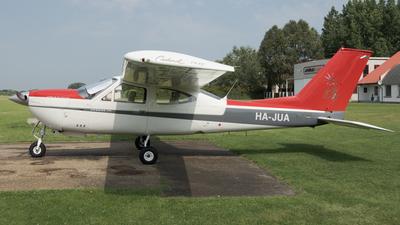HA-JUA - Reims-Cessna F177RG Cardinal RG - Private