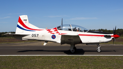 057 - Pilatus PC-9M - Croatia - Air Force