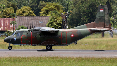 A-2108 - CASA C-212-200 Aviocar - Indonesia - Air Force