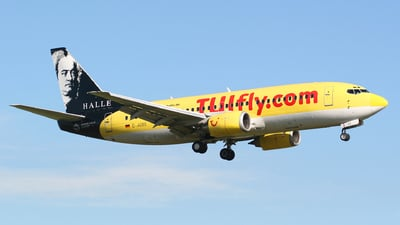 D-AGEE - Boeing 737-35B - TUIfly