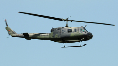 72-33 - Bell UH-1D Iroquois - Germany - Army