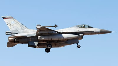 072 - Lockheed Martin F-16D Fighting Falcon - Greece - Air Force