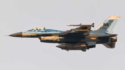 84-1301 - Lockheed Martin F-16C Fighting Falcon - United States - US Air Force (USAF)