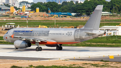 VN-A198 - Airbus A320-232 - Pacific Airlines