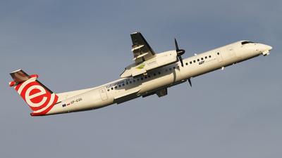 SP-EQG - Bombardier Dash 8-Q402 - LOT Polish Airlines