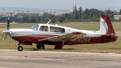 N1026A - Mooney M20R Ovation - Private