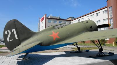 21 - Polikarpov I-16 - Soviet Union - Air Force