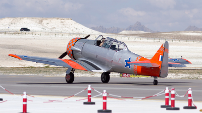 N726KM - North American AT-6G Texan - Private
