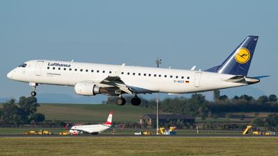 A picture of DAECF - Embraer E190LR - Lufthansa - © Michael Musil