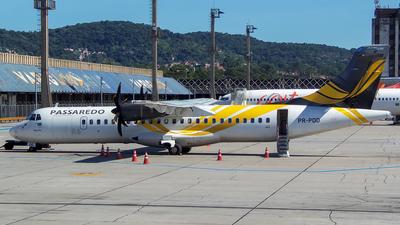 PR-PDD - ATR 72-212A(500) - Passaredo Transportes Aéreos