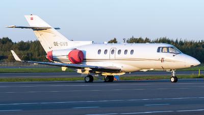 OE-GVB - Raytheon Hawker 850XP - MS Aviation