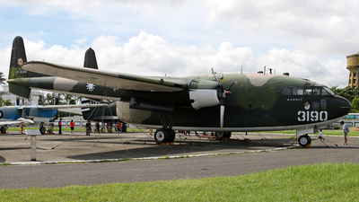 3190 - Fairchild C-119G Flying Boxcar - Taiwan - Air Force