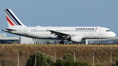 A picture of FHEPD - Airbus A320214 - Air France - © George Chaidaris