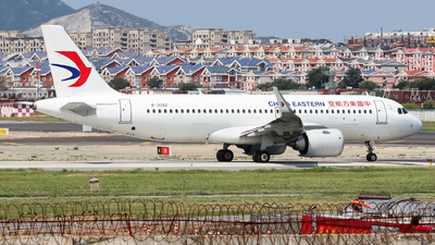B-308Z - Airbus A320-251N - China Eastern Airlines