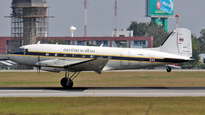 L2K-07/45 - Basler BT-67 - Thailand - Royal Thai Air Force