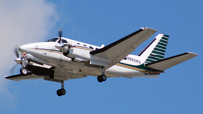 N945WS - Beechcraft 100 King Air - Private